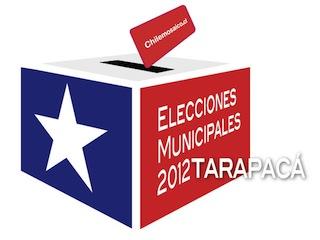 Las destripadas elecciones municipales de Tarapacá.