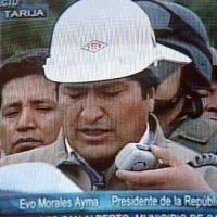 """Bolivia asume el """"control absoluto"""" de los hidrocarburos. Un tema delicado y clave para la discusión energitca y geopolitica Latino americana y Mundial."""