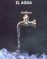 Aguas aguas, que se nos esta acabando.