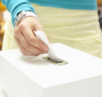 La nueva forma de votar en Chile.